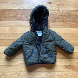 Gymboree infant boys coat